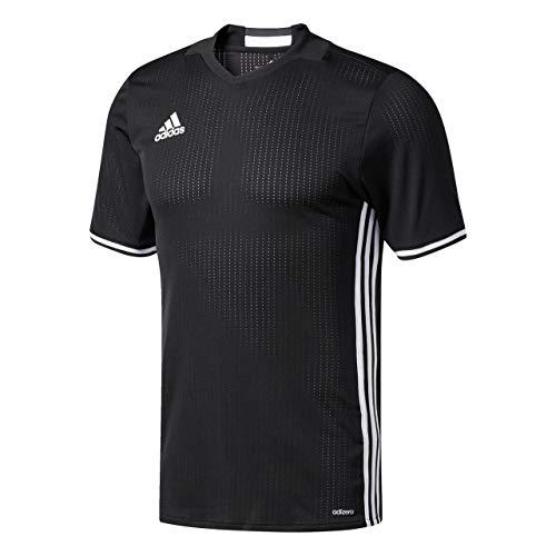 adidas Herren T-shirt CONDIVO 16 Jersey Trikot, black/White, XS