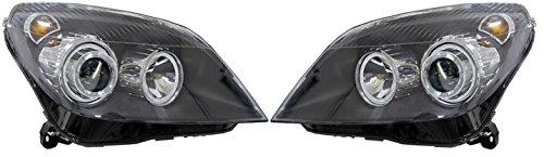 Black Angel Eye Halo proiettore fari fari Depo + deodorante per ambienti