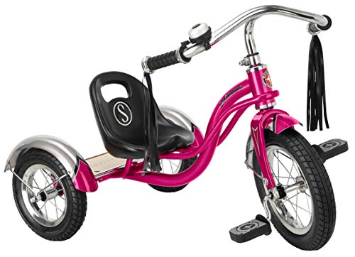 Schwinn Roadster Kids Tricycle, Classic...