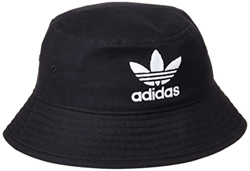 adidas Bucket Hat AC, Cappello Bambino, Black/White, OSFY