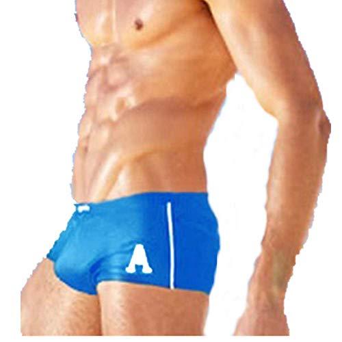 RANTA 2020 Neujahr Marken Badehose für Herren Jungen Billig Badeshorts Sporthose kurz Männer Schnelltrockend Sport Schwimmhose S-6XL