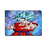 Goku Dragon Ball Z zerbini da bagno per esterni/tappeti, ingresso per interni e cucina, tappetino decorativo per la casa