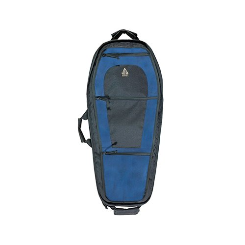 UTG ABC Sling Pack 30' Multi-Firearm Case w/Electric Blue