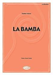 Ritchie valens: la bamba piano, voix, guitare