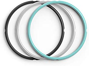 Sealing Ring for 6 Qt InstaPot - Replacement Silicone Gasket Seal Rings for 6 Quart IP Programmable Pressure Cooker - Insta-Pot Rubber Replacements and Insta Pot Accessories Fit 5QT & 6QT Models