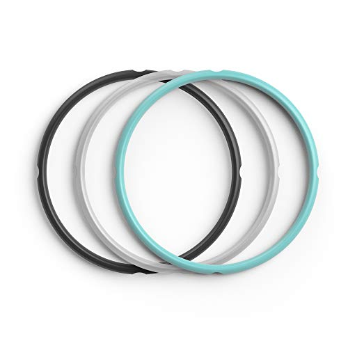 Sealing Ring for InstaPot - Replacement Silicone Gasket Seal Rings