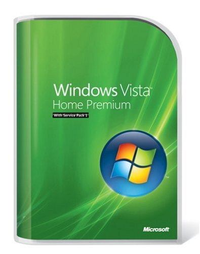 Windows Vista Home Premium 32 Bit inkl. Service Pack 1