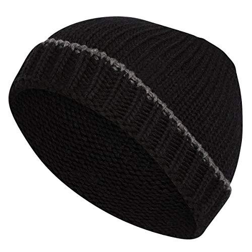 adidas Golf 2020 Frostguard Bonnet en laine pour homme - Noir - Taille Unique
