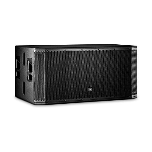 JBL Professional SRX828S Compact Dual Passive Subwoofer System, 18-Inch