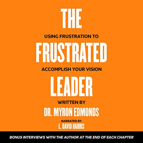 Couverture de The Frustrated Leader