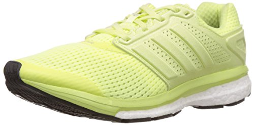adidas adidas Supernova Glide 7 W Laufschuhe, Yellow/Yellow/Wht, 36m
