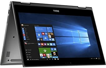 """Dell Inspiron 13.3"""" 2 in 1 Full HD IPS Touchscreen Business Laptop/Tablet, Intel Quad-Core i7-8550U 16GB DDR4 256GB SSD Ma..."""