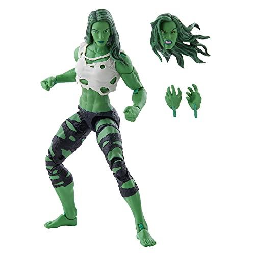 アベンジャーズ マーベル レジェンド:She-Hulk 6インチ アクションフィギュア