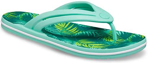 Crocs™ Crocband Tropical Flip Women's