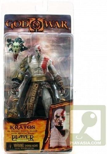 God of War Golden Fleece Kratos 7  Action Figure by Player Select