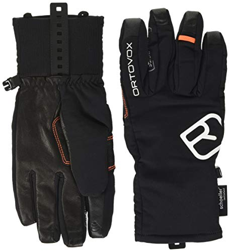 ORTOVOX Herren Tour Handschuhe, Black Raven, M