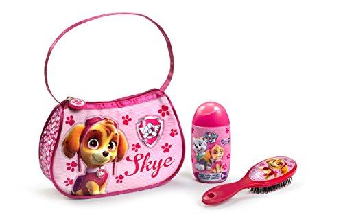 Cartoon SKYE bubble batch-shampoo 2in1 120ml + borstel + zakje