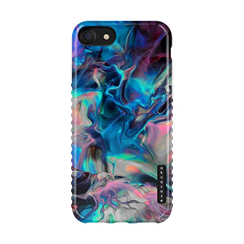 iPhone 8 & iPhone 7 & iPhone SE [2020 Released] Case Watercolor, Akna GripTight Series High Impact Silicon Cover for iPhone 7/8 & iPhone SE [2020 Released] (101880-U.S)