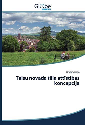Talsu novada tēla attīstības koncepcija