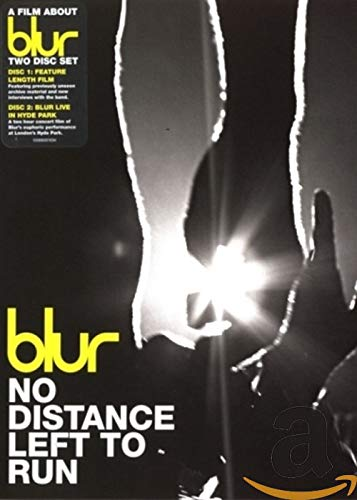 Blur - No Distance Left To Run [2 DVDs]