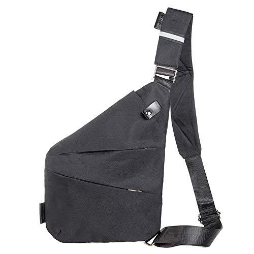 Laptop Bag Backpack Brand Men Travel Business Bag Burglarproof Shoulder Bag Holster Anti Theft Security Strap Digital Storage Chest Bags Blackright Free Fast Delivery