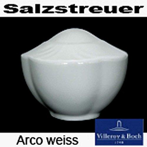 Villeroy & Boch Pfefferstreuer ARCO weiß