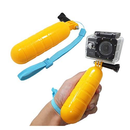 Impermeable Gopro Bobber Flotante sin Deslizamiento de la Barra de Mano de la Barra Selfie, para GoPro 5 4 3 3+ Xiaomi Yi 4K SJ4000 Sport Cámara Accesorios