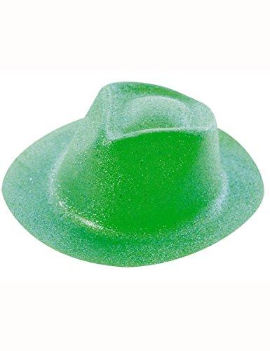 Party Pro 87319207 Borsalino Vert clair Spray, Multicolore