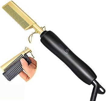 Abaseir Hot Comb Hair Straightener