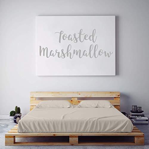 PeachSkinSheets Night Sweats: The Original Moisture Wicking, 1500tc Soft Queen Sheet Set Mint Julep