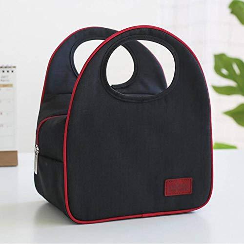 RTUGHU Fashion Lunch Bag Borsa Termica per Alimenti Borsa Termica per Donne e Bambini Borsa da Viaggio Termica Thermo Picnic Borsa più Spessa e più Ca