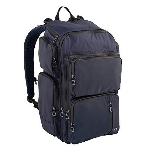 camel active, Rucksack, L, Herren, Freizeitrucksack, Businessrucksack, Tagesrucksack, Daypacks, Brooklyn, blau , 332 202 55