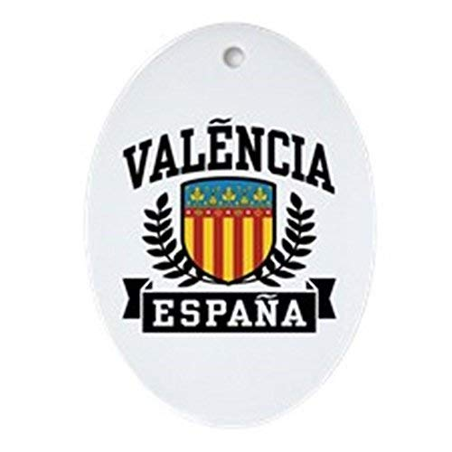 Yilooom Valencia Espana Hanging Decoration Ornament Xmas Special Keepsake Art Display - 3