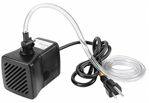 QEP 60095 Water Pump, 6 x 3 x 2.75, Black