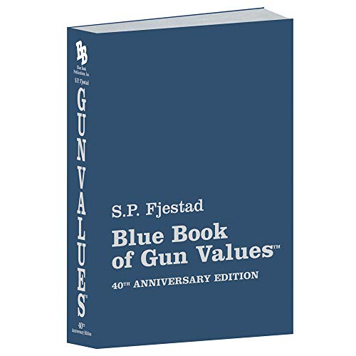 40th Edition Blue Book of Gun Values