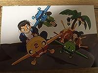 ジャンプ展vol.2 幽遊白書 幽遊白書 幽白 ポストカード レジェンダリーポストカード 週刊少年ジャンプ 幽助 ぼたん