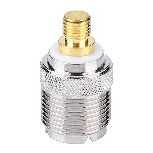 Coaxiale antenne-aansluiting voor Motorola portofoons, coaxiale adapter Voor GP68, GP88, GP88S, GP140, Bidirectionele radio-aansluiting