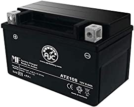 Power Source WPZ10S Powersports Replacement Battery - This is an AJC Brand Replacement