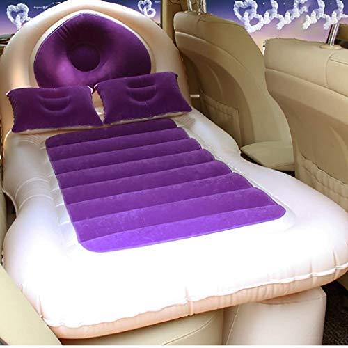 Auto Luftmatratze, Auto Reise Heckbett Für Auto, SUV, MVP, Offroad Universal Kinder Luftbett, Mit Luftpumpe, Kissen (Farbe: 2)