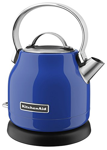 KitchenAid KEK1222TB Electric Kettle, 1.25 L, Twilight Blue