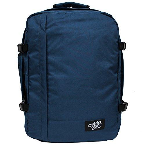 CABIN ZERO/キャビンゼロ CLASSIC 44L ULTRA LIGHT CABIN BAG バックパック/リュックサック/旅行用 CZ06 カバン/鞄 NAVY メンズ/レディース [並行輸入品]