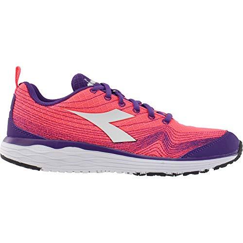 Diadora Womens Flamingo Sneakers Shoes Casual - Purple - Size 6.5 B