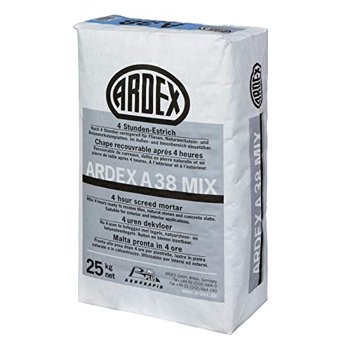 ARDEX A 38 MIX 4 Std.-Estrich 25 kg/ Sack