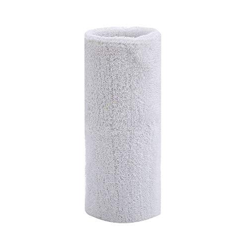 Bolange Bandas de sudor, hombres y mujeres, muñequeras absorbentes para gimnasio, deportes, tenis, correr, protección deportiva, equipo de fitness