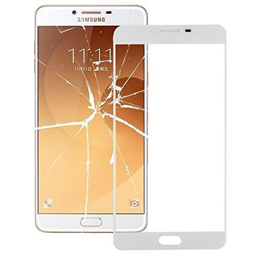 Teléfono móvil reemplazable Pantalla táctil para Samsung Galaxy C9 Pro / C900Touch Pantalla Digitalizador de pantalla delantero Lente exterior de cristal delantero Partes de máquina ( Color : Gold )