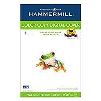 Color Copy Digital Cover, 92 Brightness, 17 x 11, Photo White, 250 Sheets/Pack (並行輸入品)