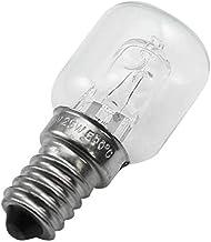 Huante E14 lamp hoge temperatuur, 500 graden, 25 W, halogeen, lamp, ovenlamp, E14, 250 V, 25 W, kwartslamp