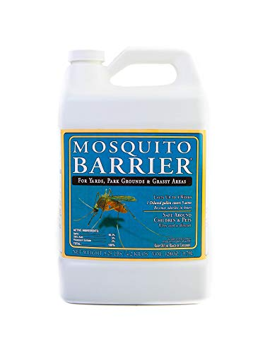 Mosquito Barrier Natural Outdoor Insect & Pest Repellent - 1 Gallon