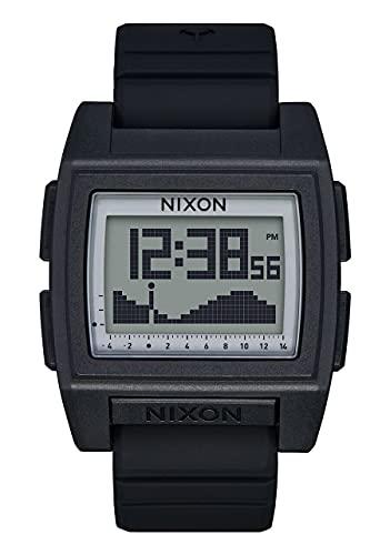 Nixon Reloj Digital para Hombre de con Correa en Silicona A1307867-00
