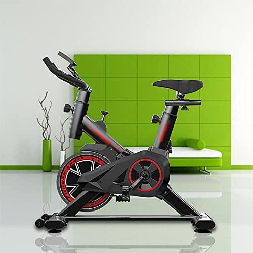 CJDM Spinning Bike, Varie configurazioni di Cyclette da casa per Perdere Peso, Attrezzature per Il Fitness per Esercizi Indoor Ultra-silenziose, Azienda, Attrezzature per l'allenamento in Palestra